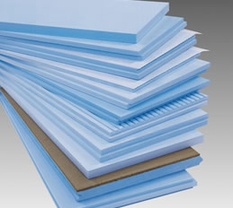 Opsis construction Extructed polystyrene